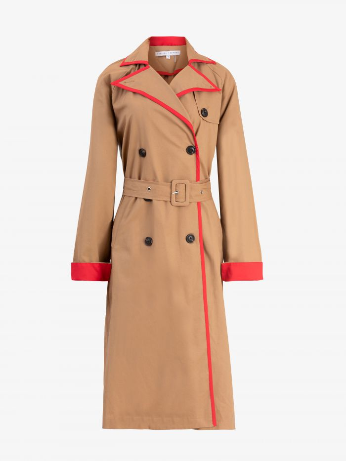CONTRAST TRENCH