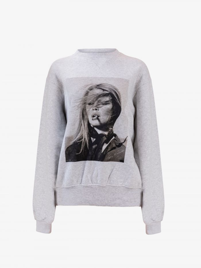 THE GIRL SWEATSHIRT