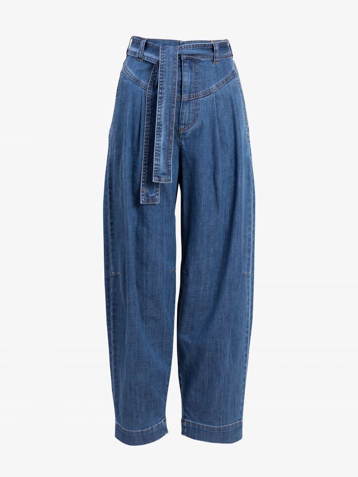 TROUSERS JEANS