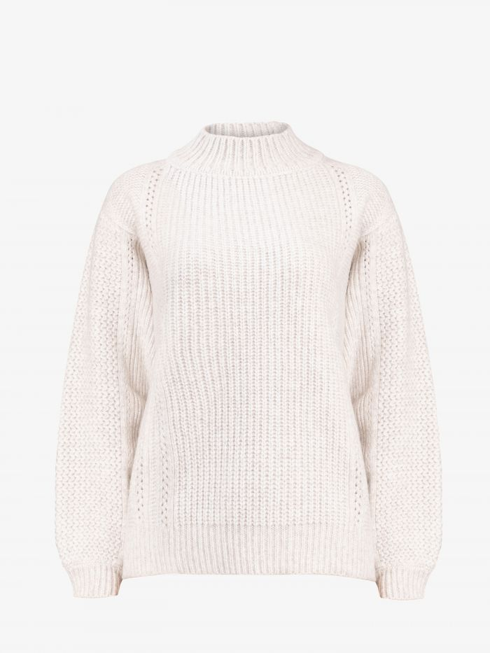 PULLOVER HIGH NECK