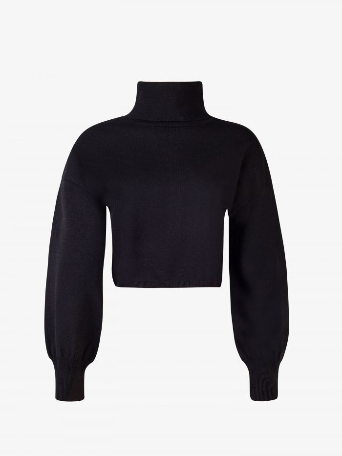 RELAXED TURTLENECK