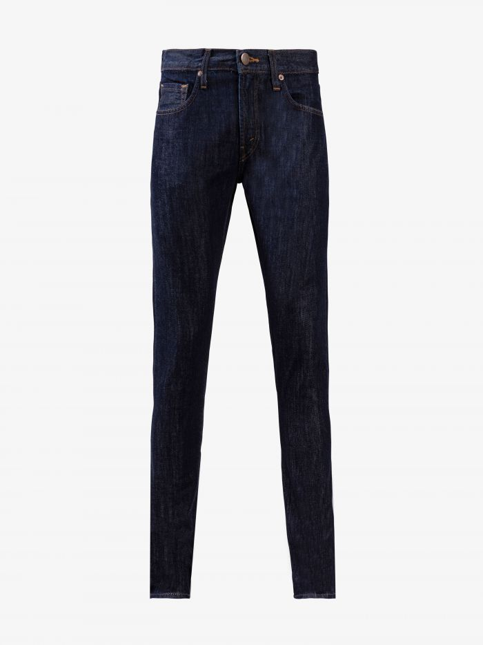 STRAIGHT DARK JEANS \\ MEN