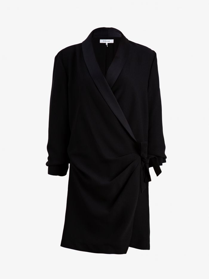 TUX CROSS DRESS