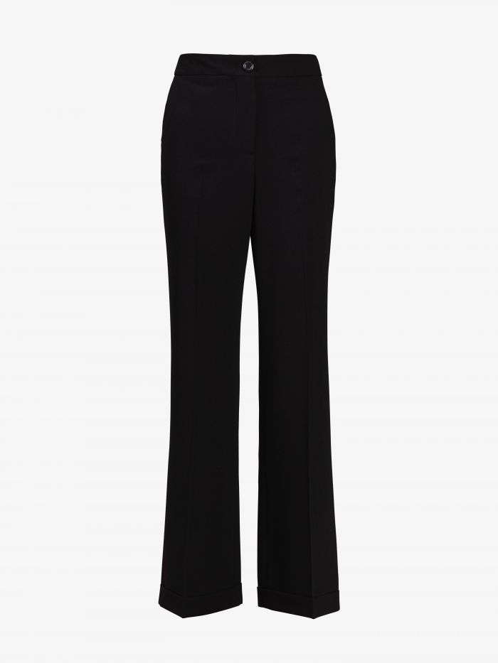 TAILORED WIDE TROUSERS