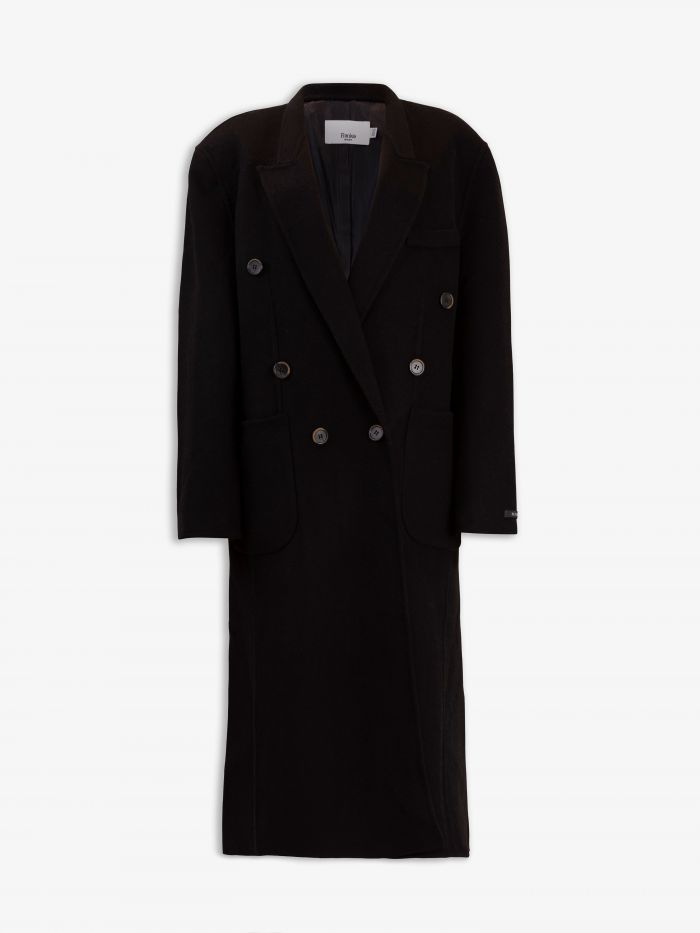 THE SIX BUTTON COAT