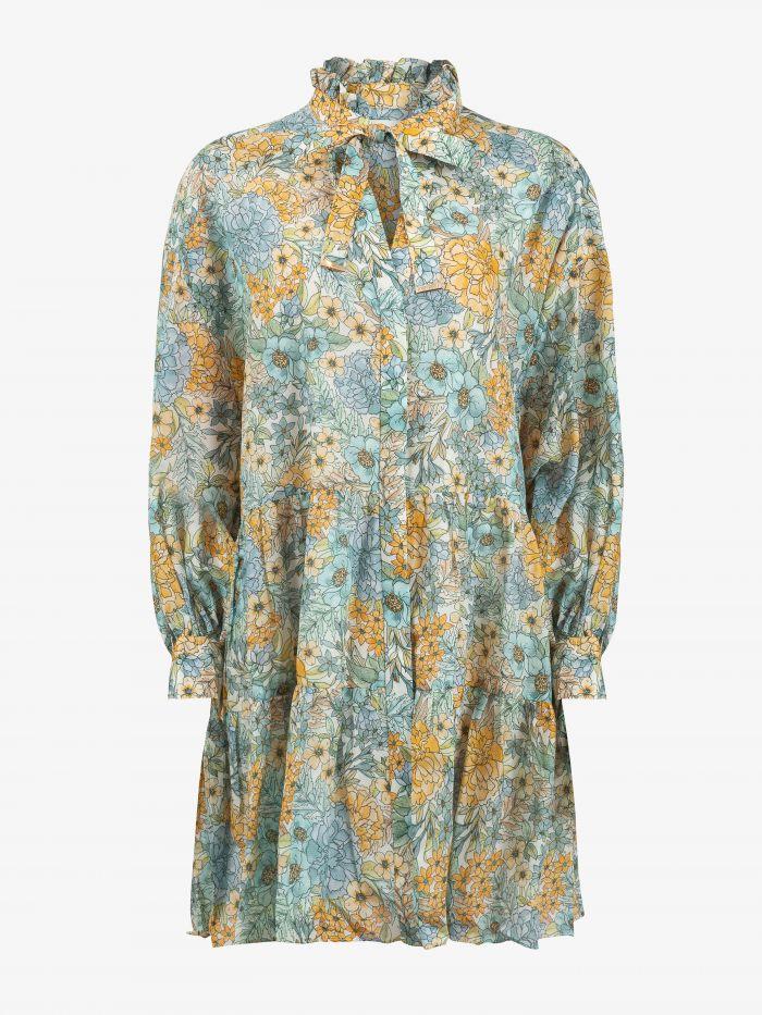 GLORY SHIRT DRESS