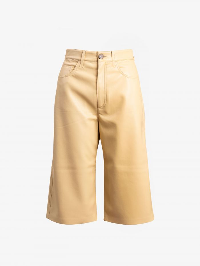 FIVE POCKTES BERMUDA SHORTS