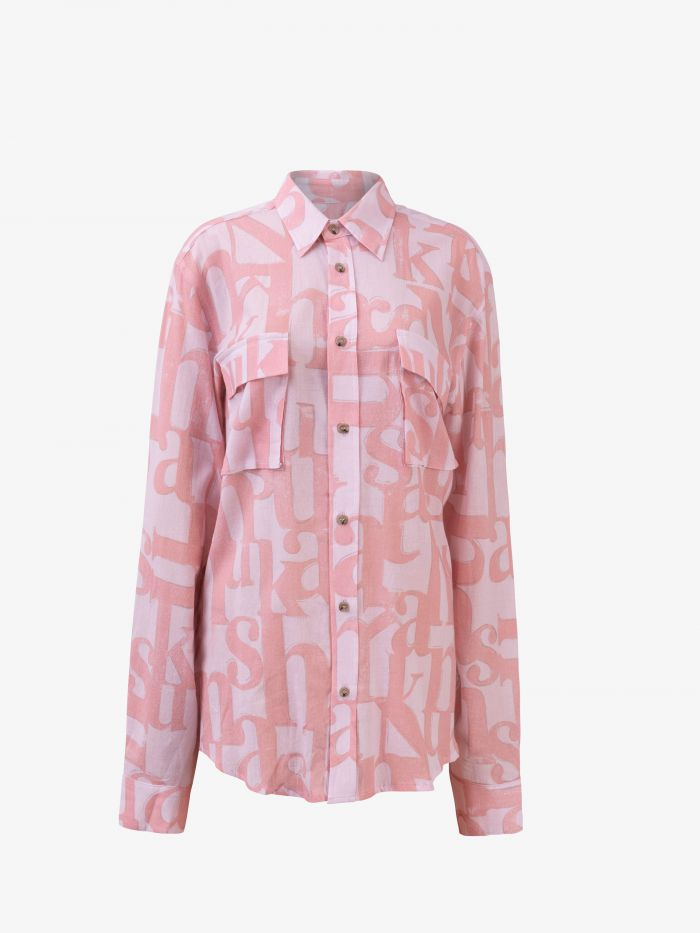 ALL OVER PRINTED SHIRT