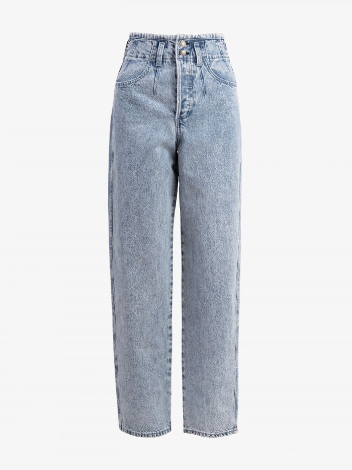 DARTED 90'S JEANS