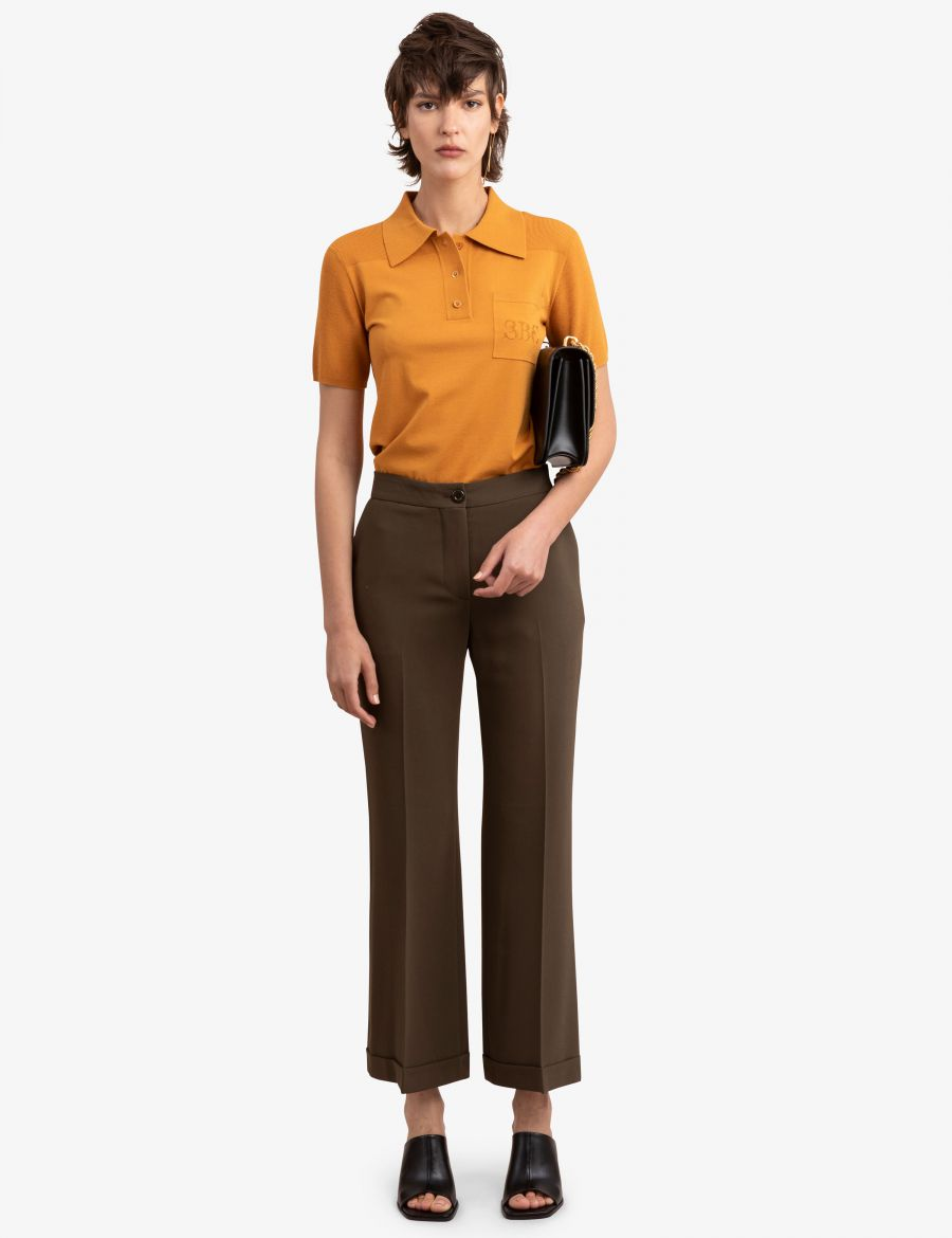 TAILORED TROUSERS NO.2